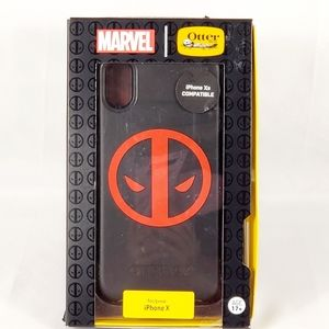 Otterbox Deadpool Cell Case  iPhone X /XS